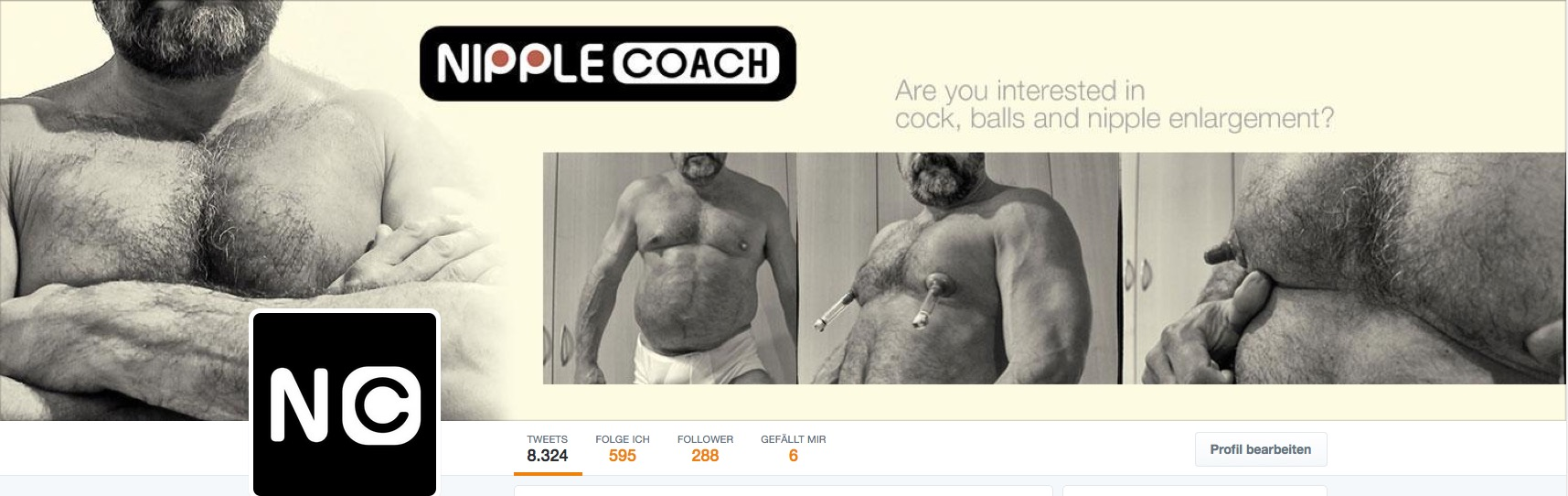 Nipple Coach. Follow datedick nipplecoach on twitter